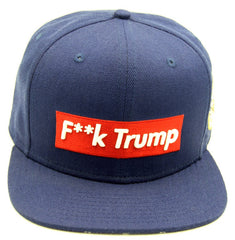 F Trump Snap Back One Size Fits All