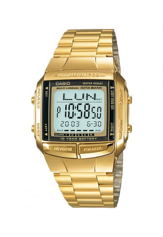 Vintage 24k Casio Watch With Illuminator