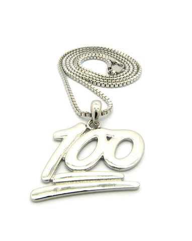 Silver Plated Keep It 100