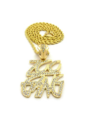 Iced Out Zoo Gang Chain