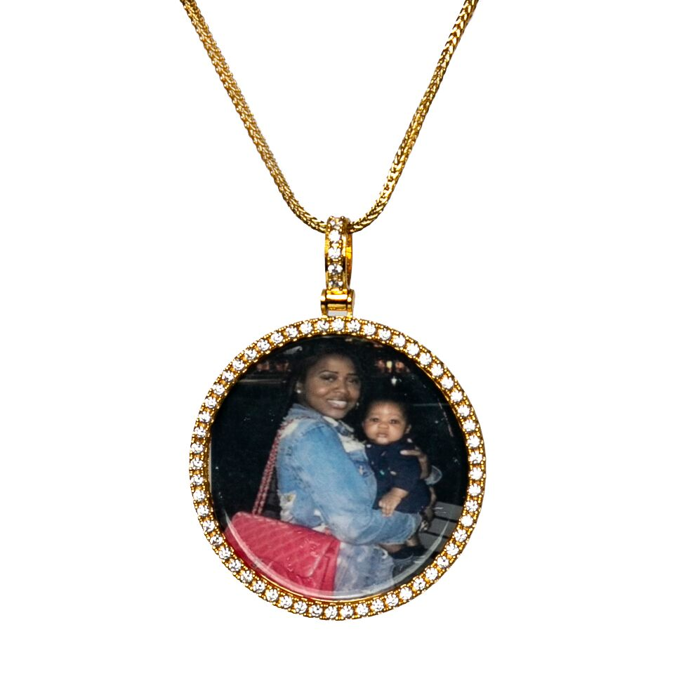 Custom Picture Pendant