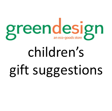 children's gift suggestions: new born to 12 month