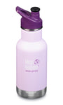 klean kanteen sugarplum fairy insulated kid classic 12oz designed with kids in mind