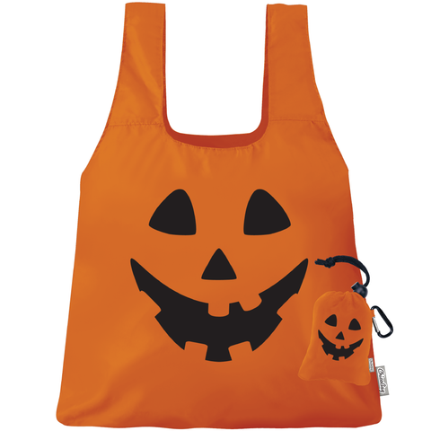chicobag original halloween shopping bag - pumpkin
