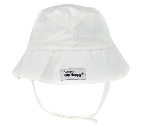flap happy bucket hat is the classic sun hat provides excellent UPF 50+ sun protection. 100% organic cotton