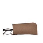 graf lantz cumin merino wool eyeglass sleeve felt. made in CA USA