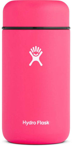 hydro flask 18 oz food flask - watermelon