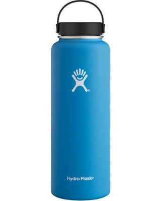 insulated drink bottle 40oz wide-mouth - pacific