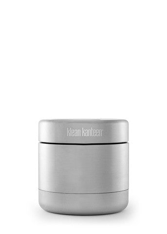 klean kanteen 8oz insulated food canister makes it easy to replace disposable plastic and styrofoam containers