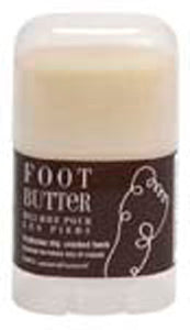 merben international, mini foot butter soothes and softens dry, tired and cracked feet