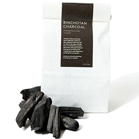 water purifying charcoal 1/2lb