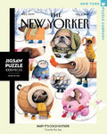 baby it's cold outside, new yorker magazine cover