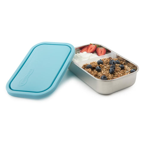 sky 33oz divided rectangle container