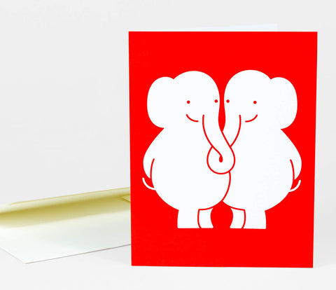 elephant couple, rilla alexander