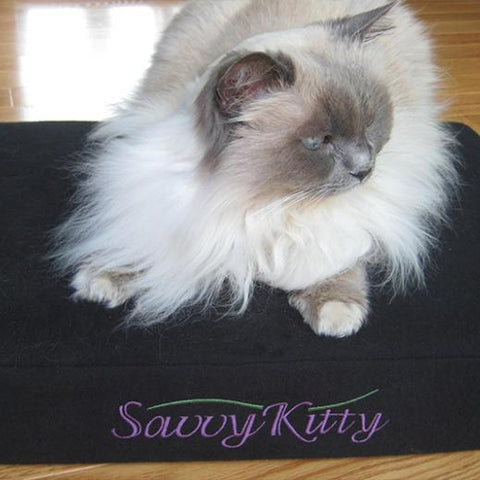 savvy rest savvy kitty natural cat bed