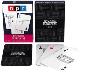 new york puzzle company npr tiny desk playing cards
