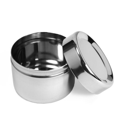stainless steel container - small