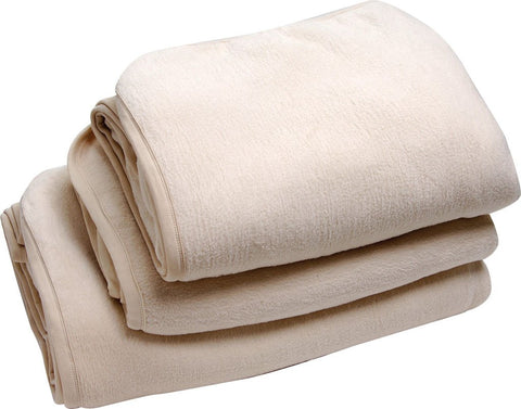 under the nile organic cotton blanket, king size