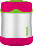 thermos foogo food jar- watermelon/green-10 oz