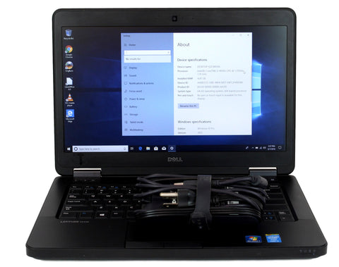"Dell Latitude E5440 14"" Laptop Core i3 @ 1.70GHz 
