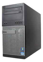 Dell Optiplex 990 Tower Intel Core i5 3.10GHz | 8GB | 120GB SSD | HDMI | WIN 10