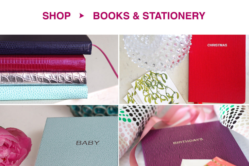 SHOP: Books & Stationery