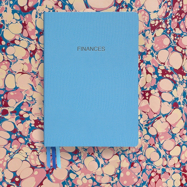The BLOX Financial Diary: Sky Blue