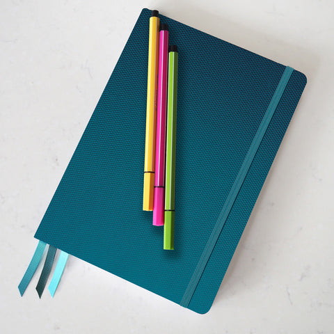The BLOX Dot Notebook