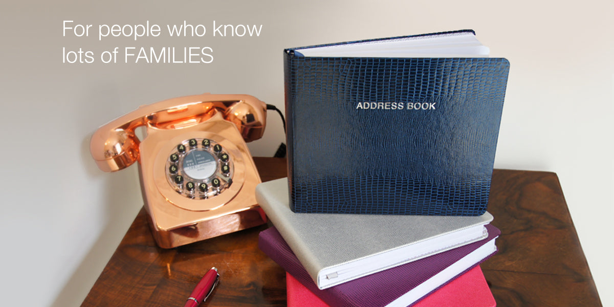 The FAMILY Address Book