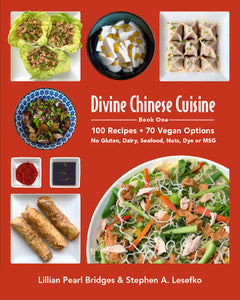 Divine Chinese Cuisine, Book 1