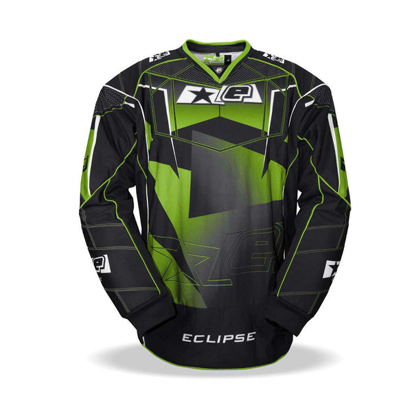 Planet Eclipse Distortion Code Paintball Jersey