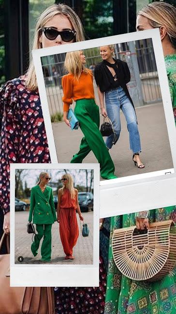 Copenhagen Fashion Week SS19 Street Trend Style Inspiration