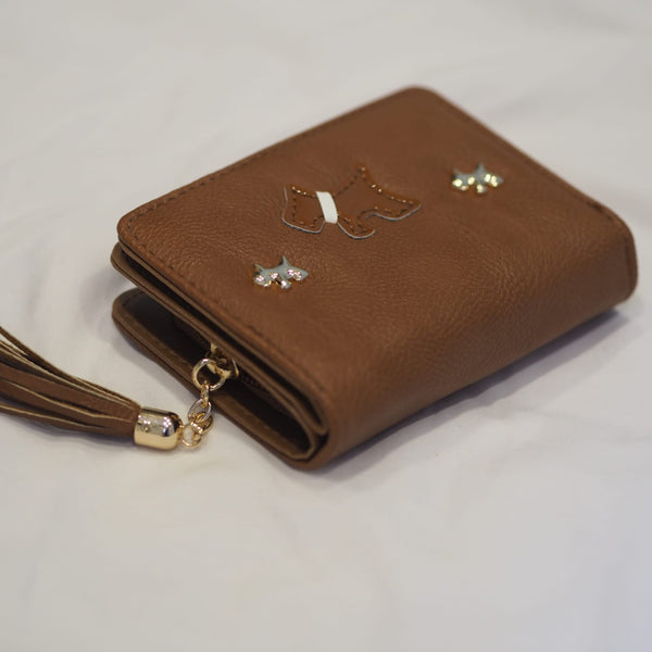 Brown Mini Scottie Dog Purse Radley Inspired