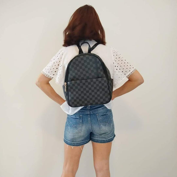 Black Backpack - Cover appeal