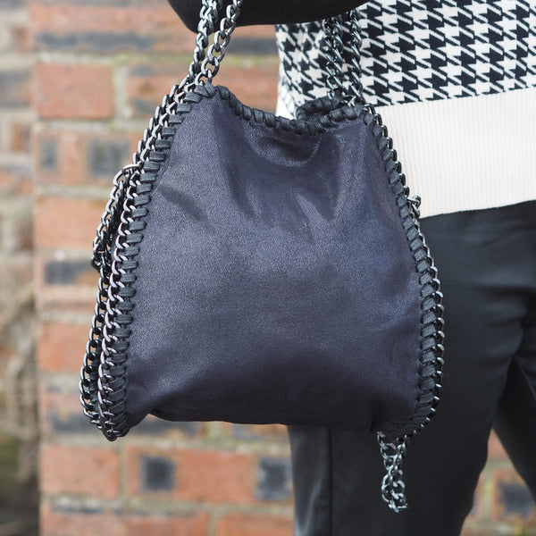 Black Stella McCartney Chain Bag