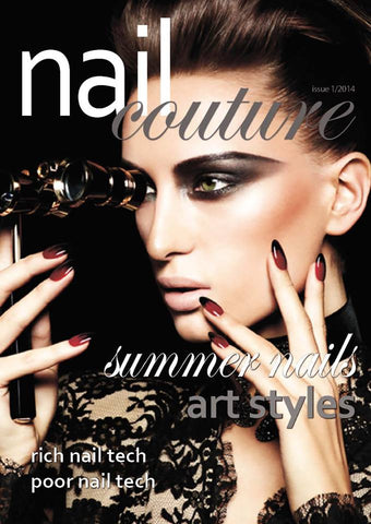 Nail Couture Magazine 1 -  Nail Couture Magazine - Be Creative South Africa - 1