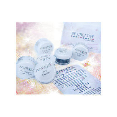 Party Pigments Kit  -  Be Creative - Be Creative South Africa - 1