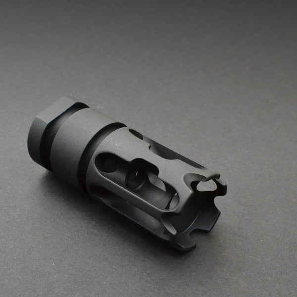 AR15 Compensator 2A Armament T3 Compensator Black Offset Right