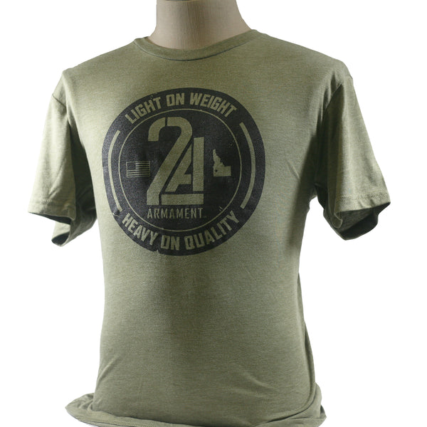 "***NEW*** 2A Armament ""LOWHOQ "" T-Shirt"
