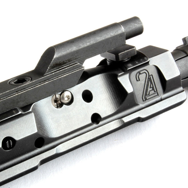Regulated adjustable ar15 bolt carrier group 2A Armament regulator close up