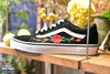 "Vans Old Skool "" Off the Roses"""