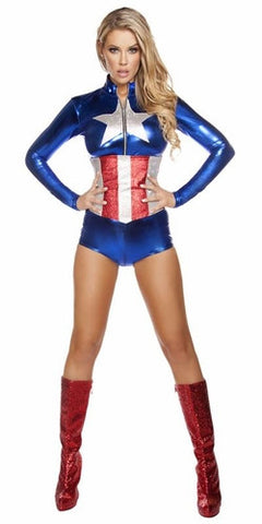 Sexy Comic Heroes Halloween Costumes & Sexy Comic Book Halloween Costumes
