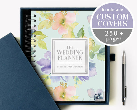 The Wedding Planner | Vintage Violets Design | The Planner Emporium