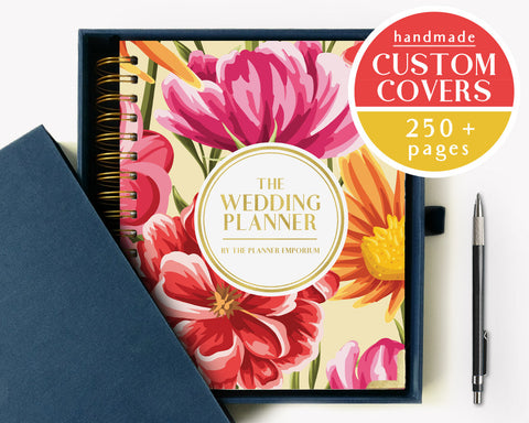 The Wedding Planner | Bright Garden Design | The Planner Emporium