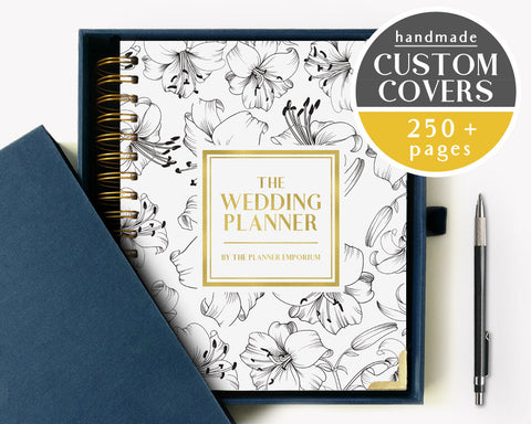 The Wedding Planner | Vintage Lilies Design | The Planner Emporium
