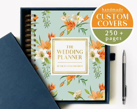The Wedding Planner | Old Fashioned Lilies Design | The Planner Emporium