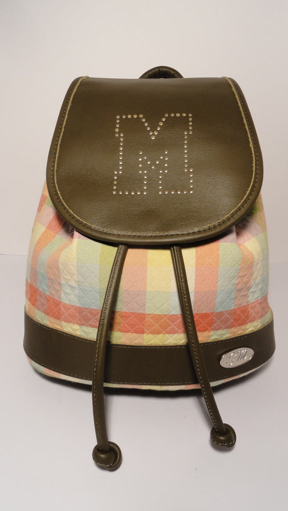 Lainie Survivor Backpack - The Gwen Marie Collection