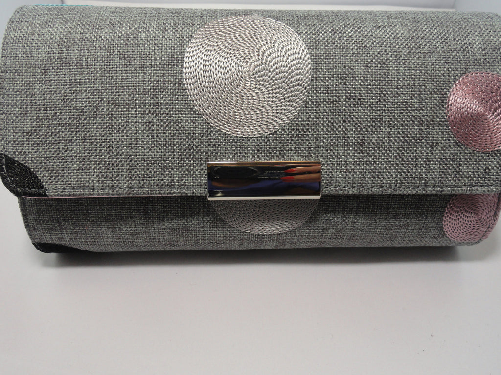 The Dot Clutch - The Gwen Marie Collection