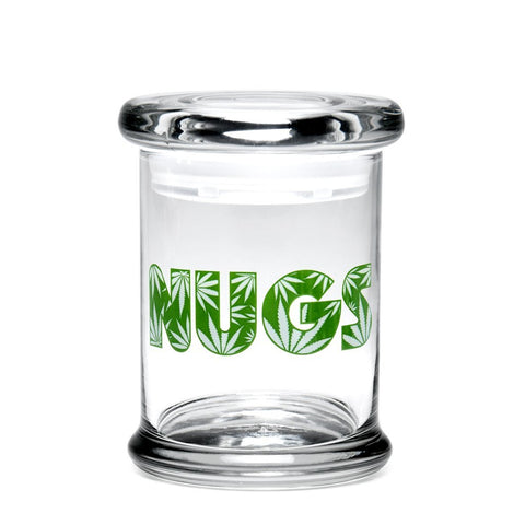 420 Science Pop-Top Jar Nugs Medium