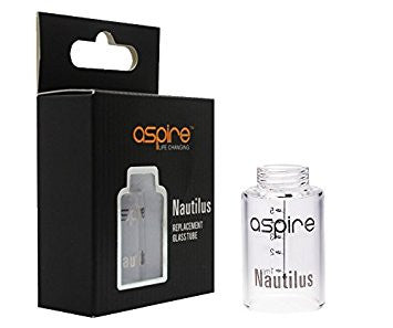 Aspire Nautilus/ Nautilus Mini Replacement Glass